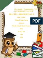 PracticA 2 PROFESORADO DE Musica
