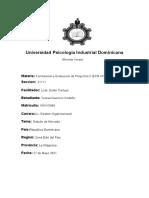 INFOME 2 DE FORM DE PROYECTOS II
