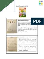 Libro Trazos y Letras N°1 págs. 12 y 13 (semana 07 al 11 junio)
