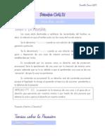 Derecho Civil IV Temas 1 2 3 y 4