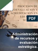Evaluacion y acreditacion