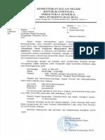 Undangan Peserta Daerah Rakor Posyandu