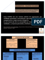 Palestra Tucuman - Estructura Para InfoPalestra