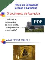 A Missão - DOC. DE APARECIDA