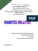 DIABETES MELLITUS EURIS