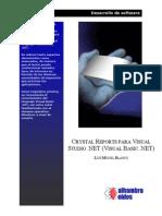 Crystal Reports Para Visual Studio.net Visual Basic.net Eidos