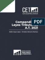 Compendio ITF Leyes Tributarias 2021