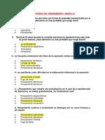 PREGUNTAS PSIQUIATRIA II PARCIAL G7 - 10