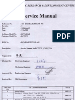 Akai LCT2715 Service manual