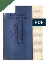 La Rebelion Contra Los Pobres_buzzati