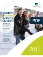 Town of Newmarket WInter/Spring Guide 2010-2011