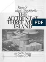 The accident at three mile island