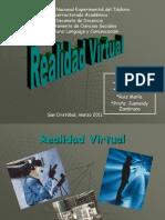 Presentacion Realidad Virtual Subir