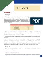 Livro- Texto MATEMATICA - Unidade II