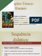 Relações Étnico-Raciais