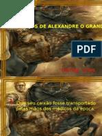 Os Tres Desejos de Alexandre