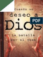 John Piper-Cuando No Deseo a Dios