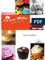 Envoi de Cup Cake Maker
