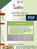 HISTORIA DE LA ENFERMERIA Y NORMAS DE BIOSEGURIDAD