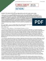 UK Readout of Des Browne (Special Envoy for Sri Lanka) Visit to India