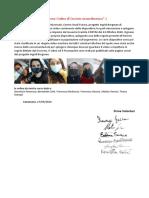 Relazione ODS Straordinario n°2