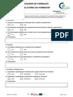7. Questionário avaliação formador