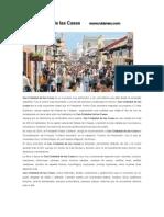 Rutamex Artículo San Cristobal de las Casas Chiapas México Publicación 8 en Scribd