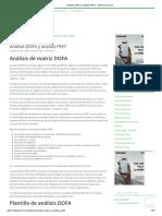 Análisis DOFA y análisis PEST - deGerencia.com