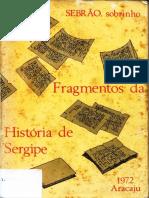 Sebrão Sobrinho_Fragmentos da História de Sergipe (1972)
