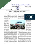 Iowa Wing - Jun 2003