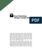 Buzz Marketing dengan Google Buzz (bag 1)
