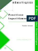 mathématique fonction logarithmique
