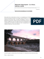 Studiominhson.com-Lentretien Des Bâtiments Historiques La Chaux Lirremplaçable Matériau Oublié