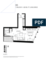 The Yorkville Condos Podium Levels Floor Plans