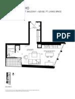 The Yorkville Condos Podium Levels Floor Plans