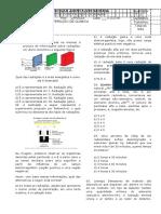 Recuperação de Química - 2º ANO (1 cópia)