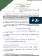 Lei n° 8.072-90 - Crimes Hediondos