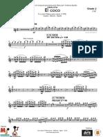 COCO - Flauta