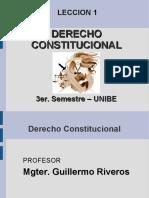 l 1 - d Constitucional