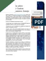 Información Sobre RUGBY de Gaston Gerardo Ramirez Armijo
