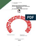 Proyecto Educativo Socio Comunitariook