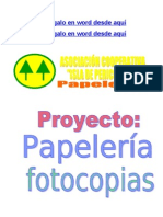 Proyecto Papeleria y Fotocopiadook