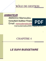 CHP4 - CONTROLE GES GESTION