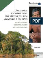 LIMA, DeBORAH. (Org.). Diversidade Socioambiental. 2005. 420p.