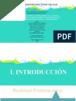 Trabajo de Investigación Clima Organizacional y Cultura Ambiental