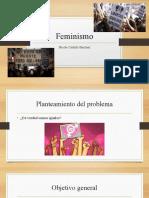 Feminismo proyecto- Nicole Castillo