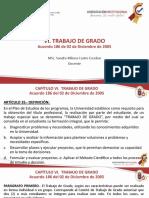 Normatividad Traabjo de Grado Acuerdo 186_2005