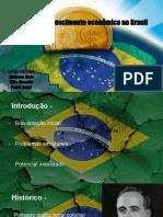 Entraves ao crescimento econômico no Brasil - EBC