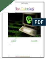 Seminar Report on Virus Technology