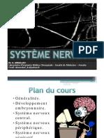 Dr_ ABDALLAH- système nerveux- 2 année pharmacie